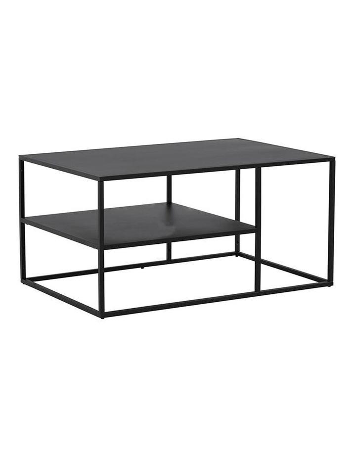 Katheryne Coffee Table 90cm - Black image 1