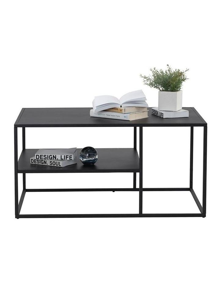 Katheryne Coffee Table 90cm - Black image 3