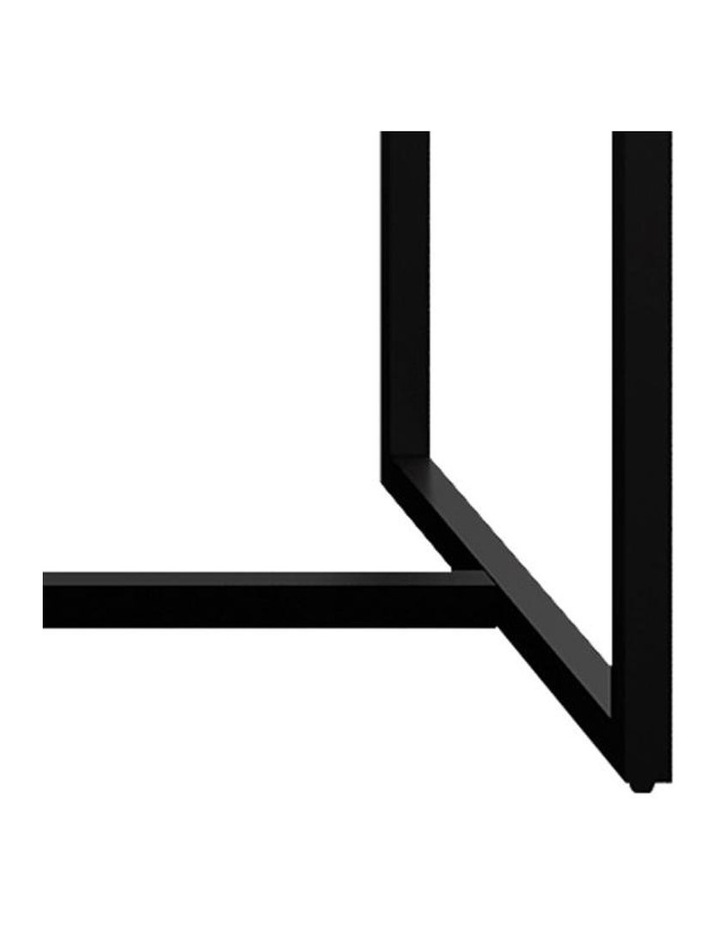 Odence Entertainment TV Unit - 150cm - Natural & Black image 4