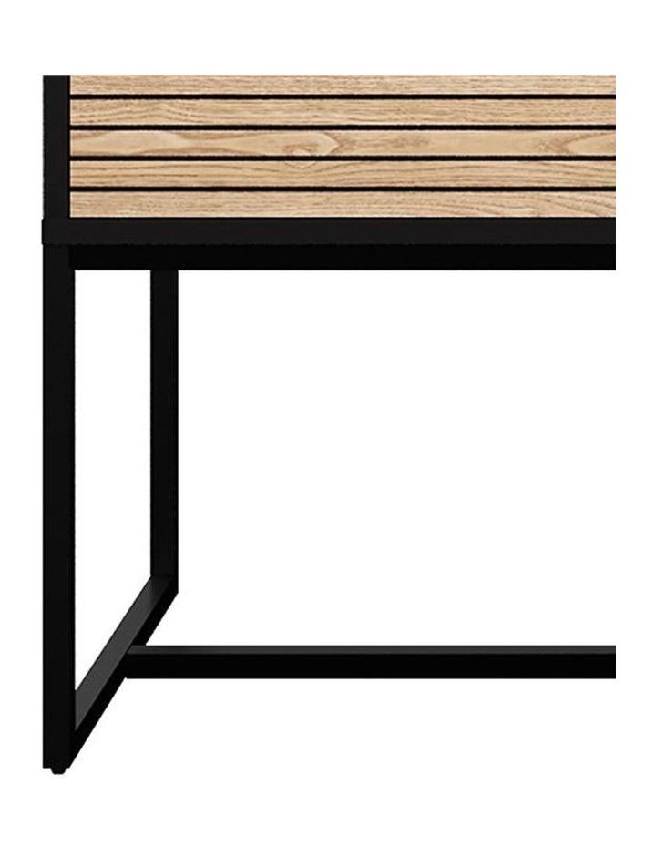 Odence Sideboard 160cm - Natural & Black image 4