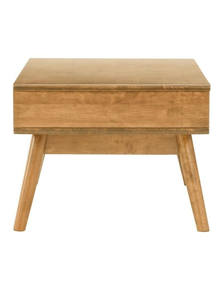 Lamar Coffee Table With 2 Drawers 106cm - Natural image 5