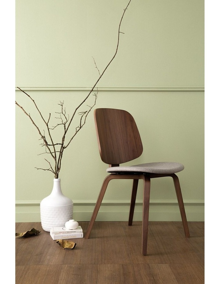 Avarie Dining Chair -  Grey & Cocoa image 5