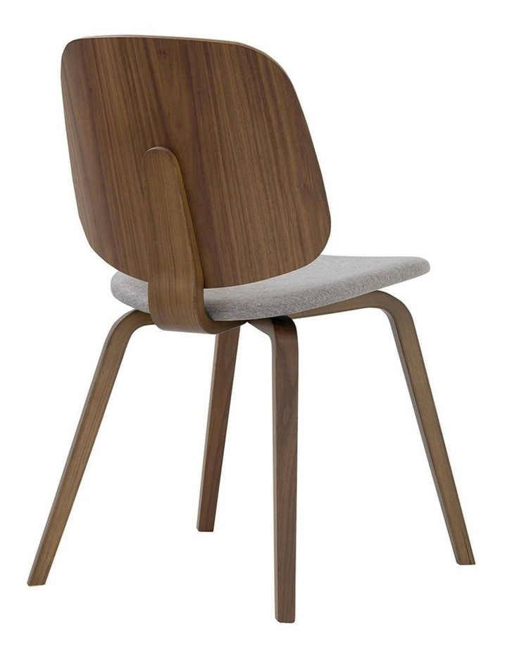 Avarie Dining Chair -  Grey & Cocoa image 6