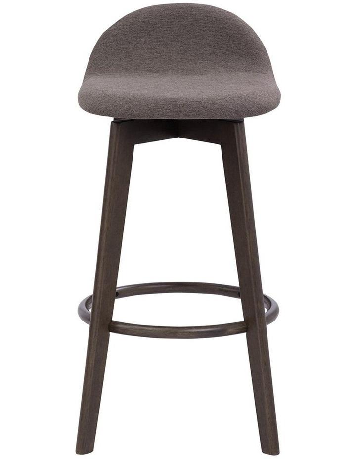 Mora Bar Stool - Chestnut & Walnut image 3
