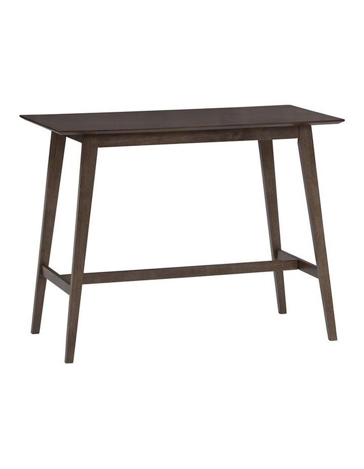 Cedar Bar Table 120cm - Walnut image 1