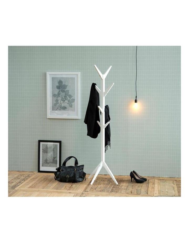 Mascot Coat Hanger - White image 2