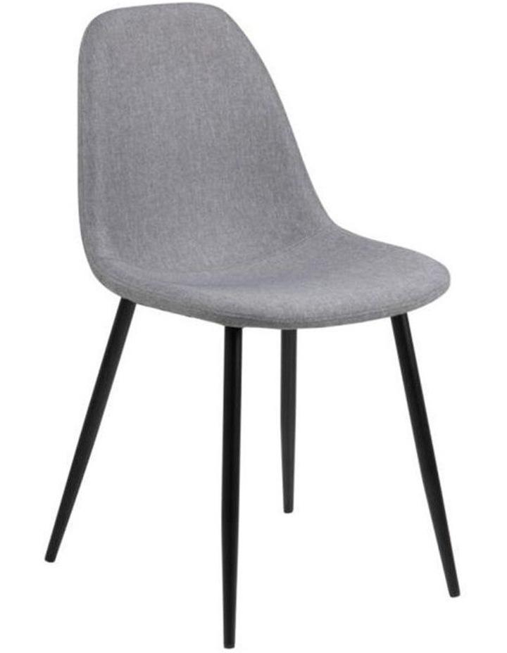 Maki Dining Chair - Light Grey image 1