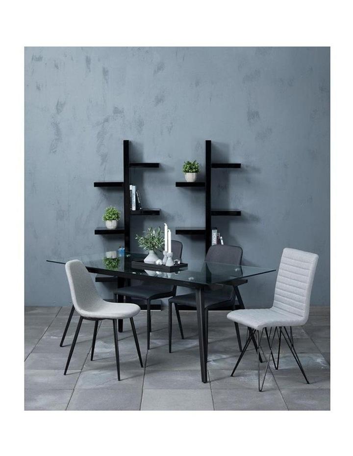 Maki Dining Chair - Light Grey image 2