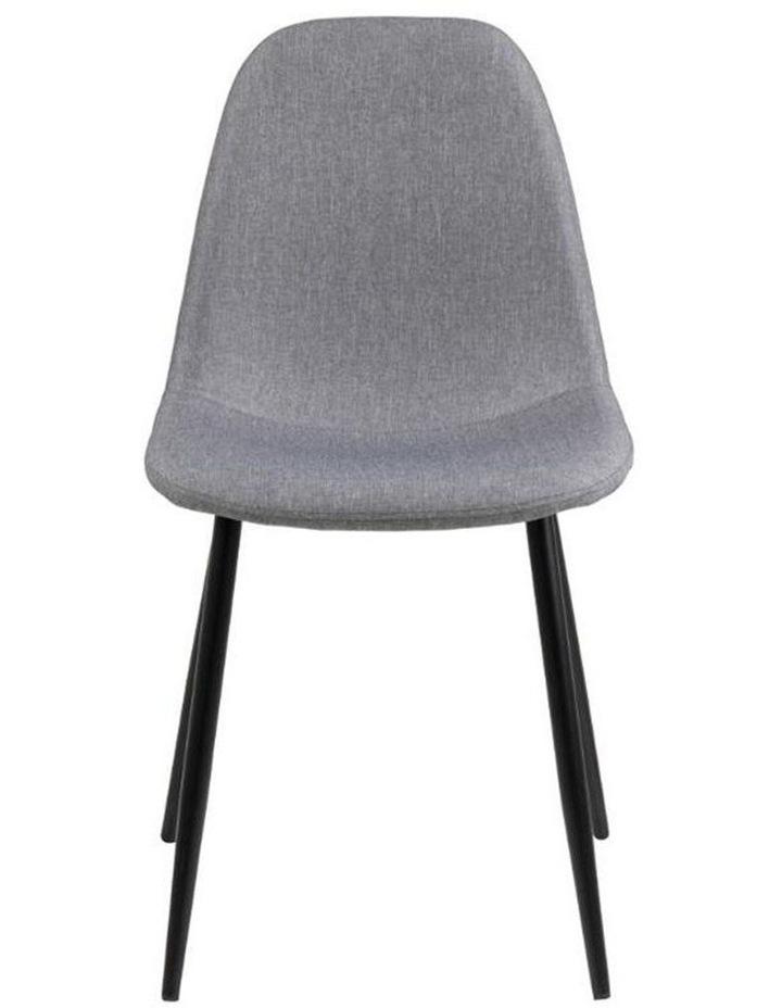 Maki Dining Chair - Light Grey image 3