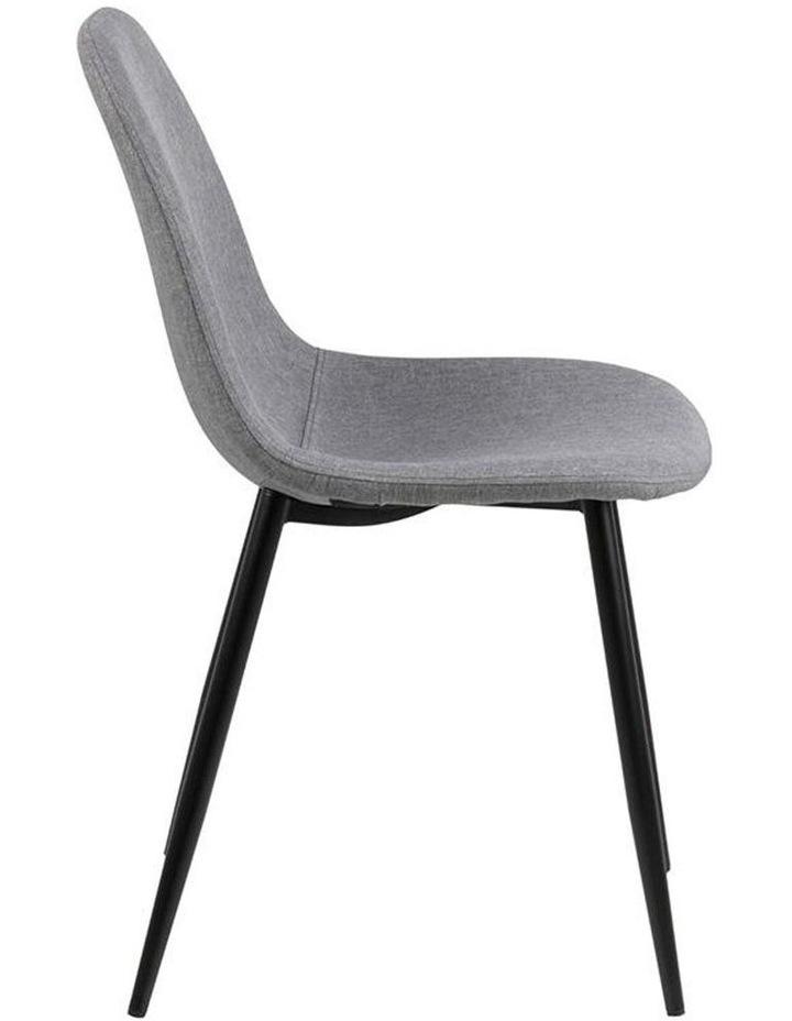 Maki Dining Chair - Light Grey image 4