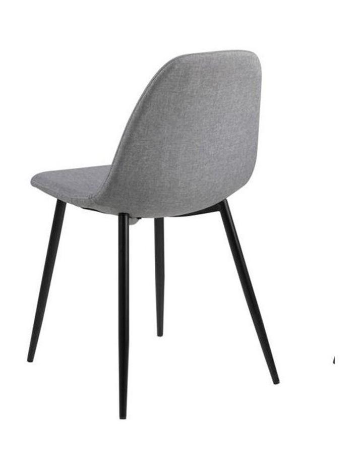 Maki Dining Chair - Light Grey image 5