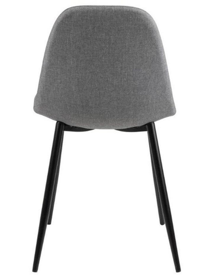 Maki Dining Chair - Light Grey image 6