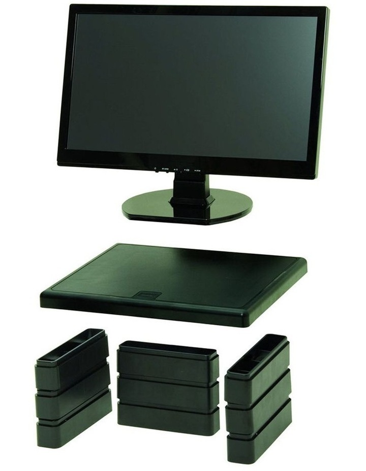 Stax Height Adjustable Monitor Stand image 2