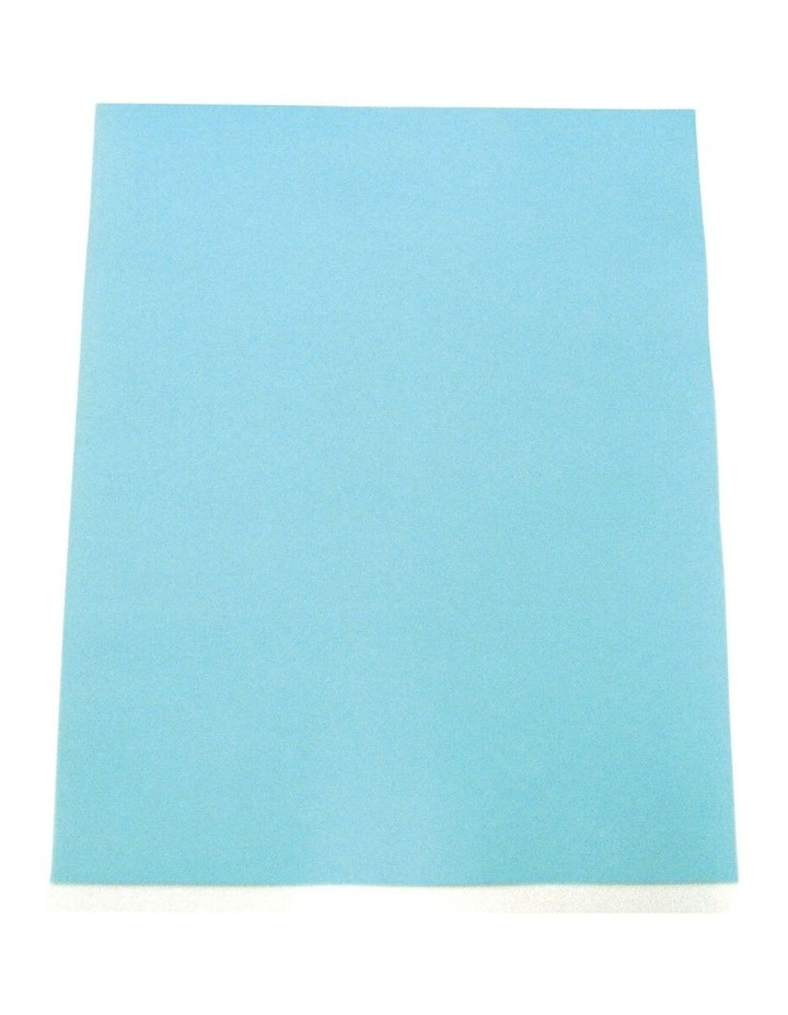 50PK Colourful Days A3 Colour Board Sheets 200gsm Light Blue image 1