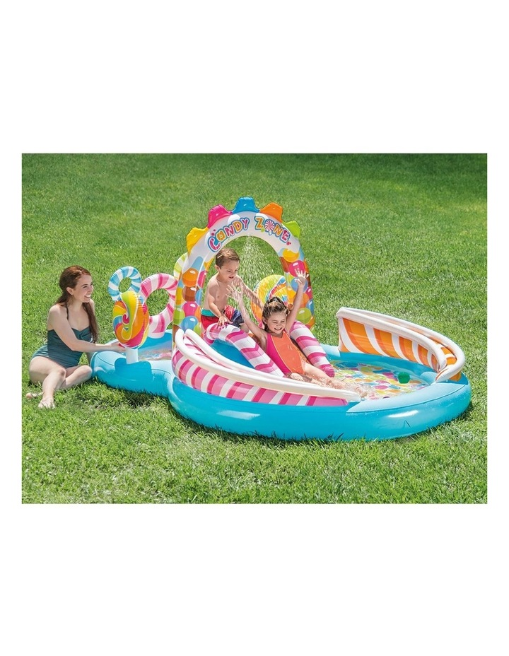 295cm Inflatable Candy Zone Play Center Kids Pool image 2