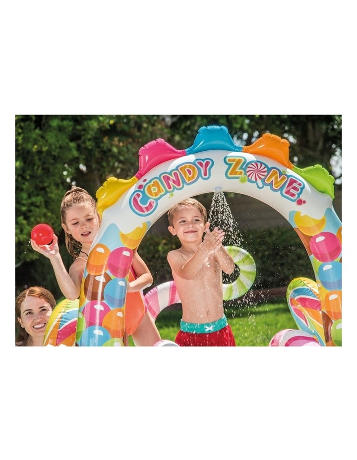 295cm Inflatable Candy Zone Play Center Kids Pool image 3