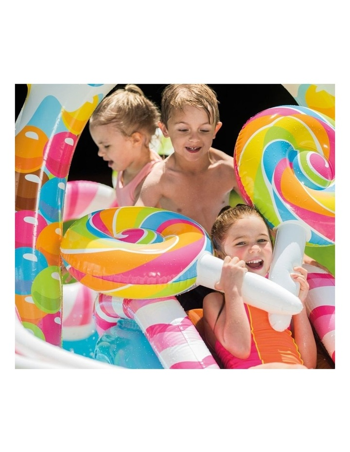 295cm Inflatable Candy Zone Play Center Kids Pool image 4