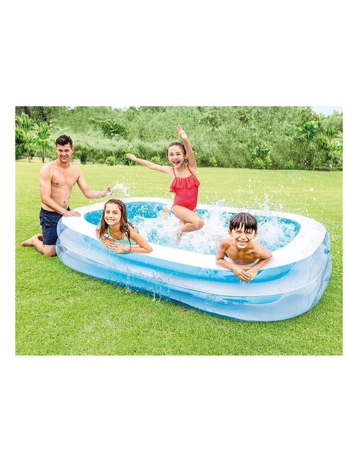 262cm Inflatable Swim Center Family Pool image 2