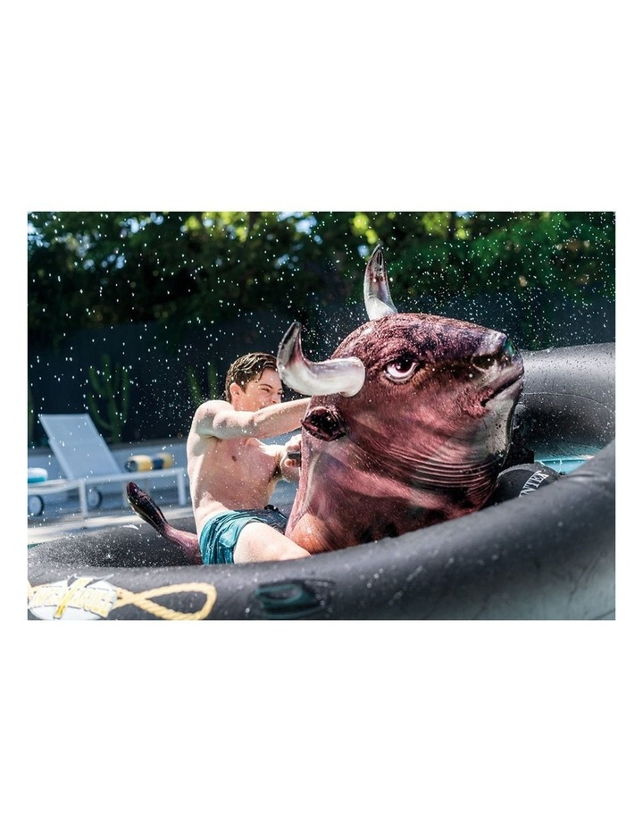 239cm InflataBull Inflatable Bull Ride-on image 5