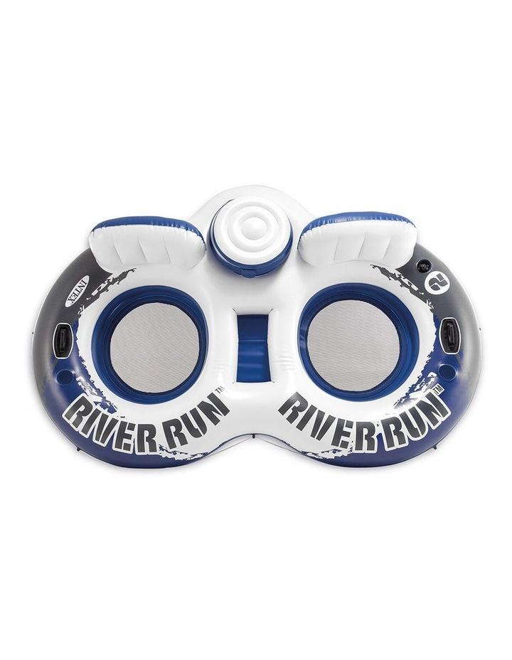 243cm Inflatable Dual Seat River Run Float image 3