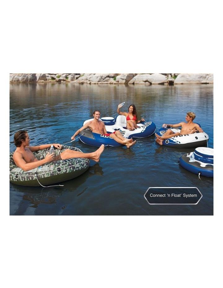 243cm Inflatable Dual Seat River Run Float image 7