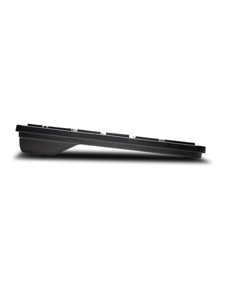 Switchable Multi Device Keyboard Black image 2
