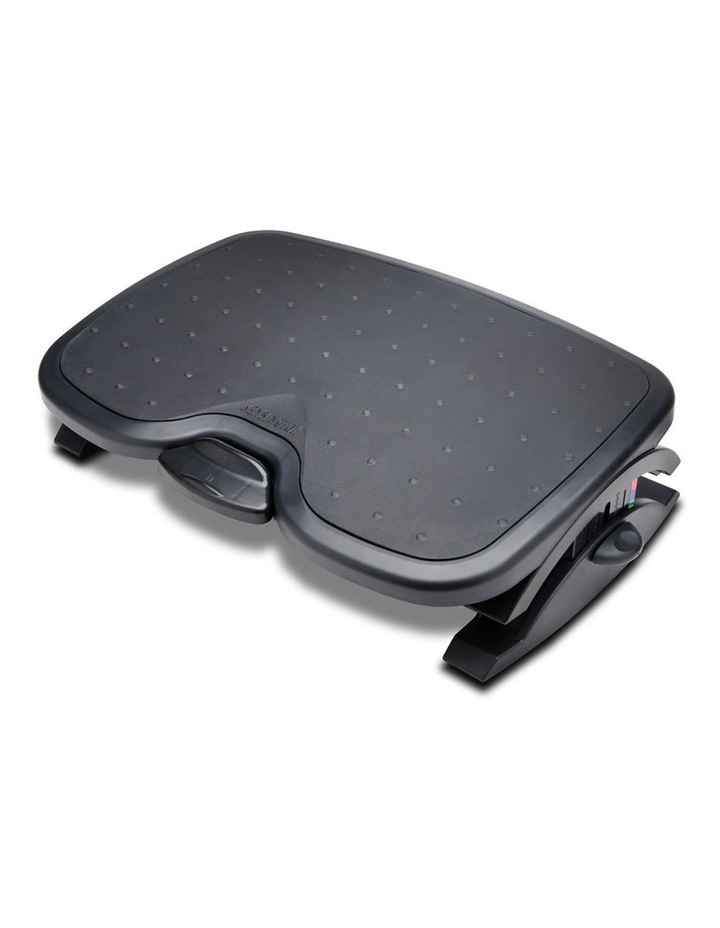 Black SmartFit Solemate Plus Foot Rest image 1
