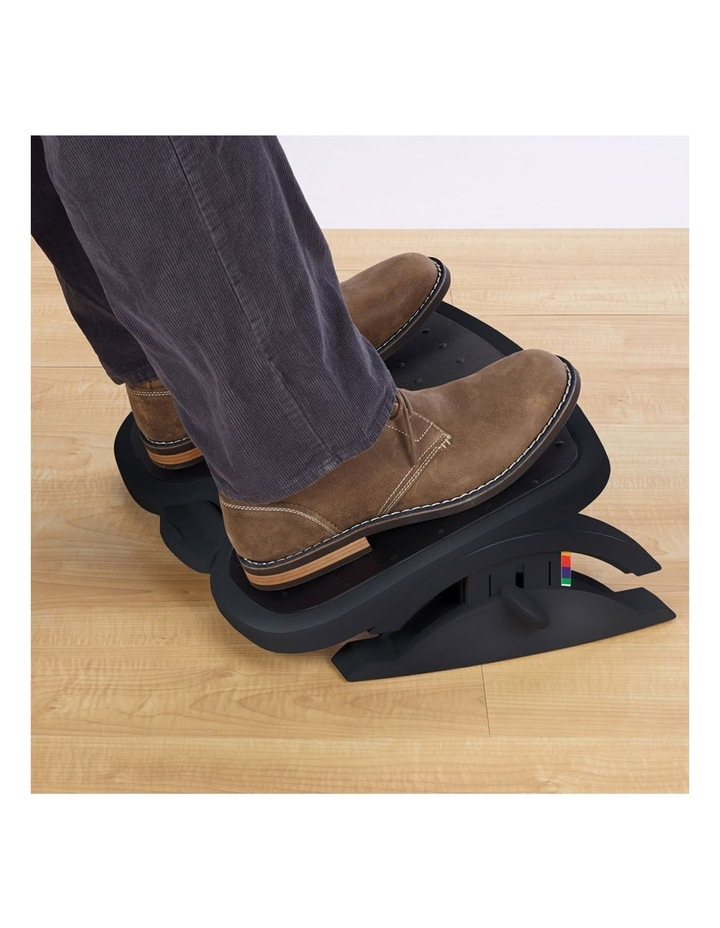 Black SmartFit Solemate Plus Foot Rest image 2