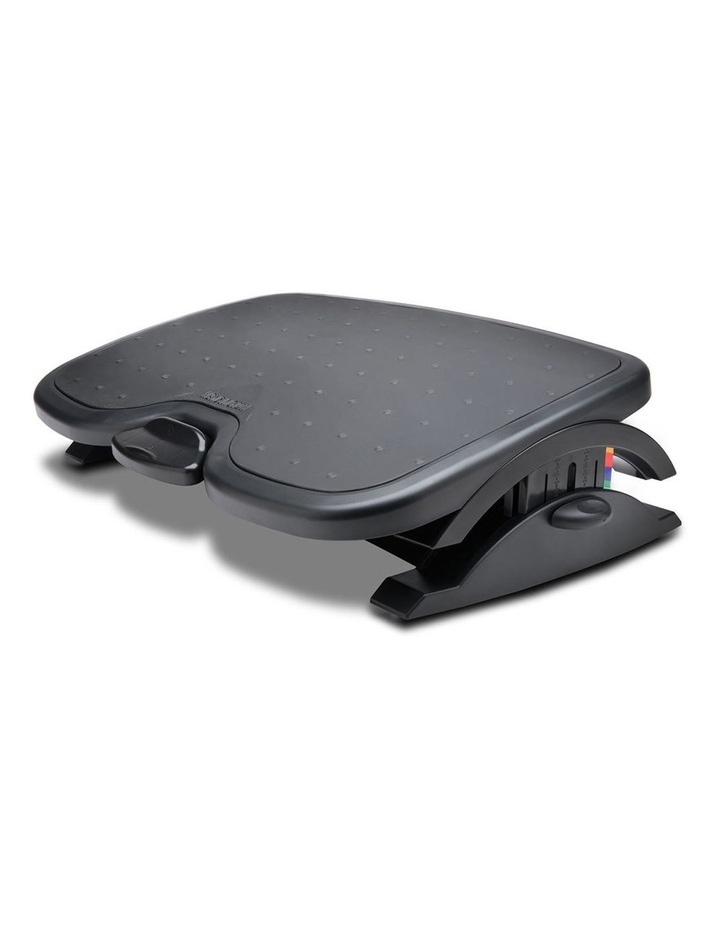 Black SmartFit Solemate Plus Foot Rest image 4