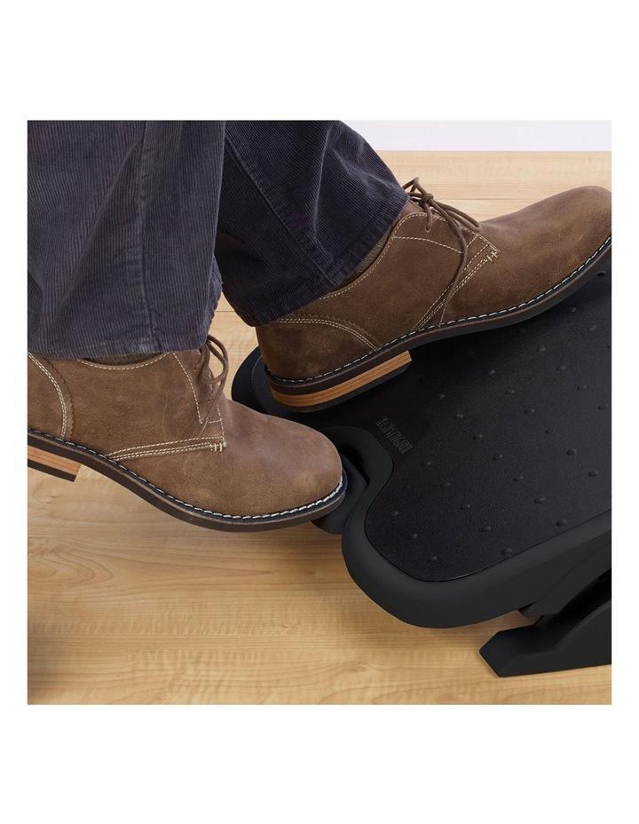 Black SmartFit Solemate Plus Foot Rest image 5