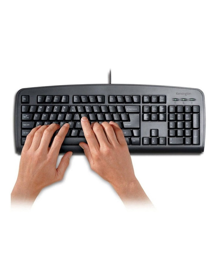 Comfort Type Wired Keyboard image 3