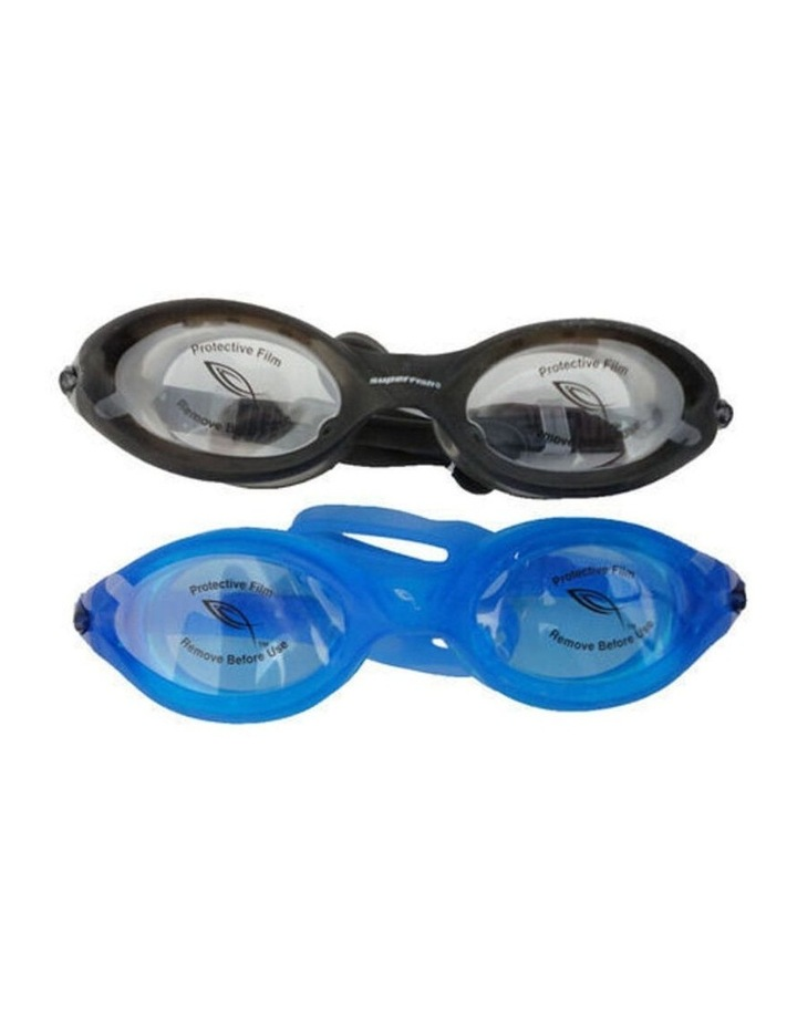 Superfish Kieren Perkins Mono Youth Goggles For Swimming - Assorted image 1