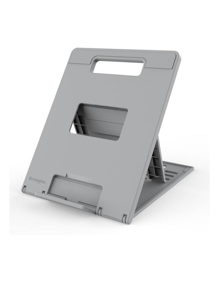 """SmartFit Easy Riser Go 14"""" Laptop Stand - Grey image 1"""