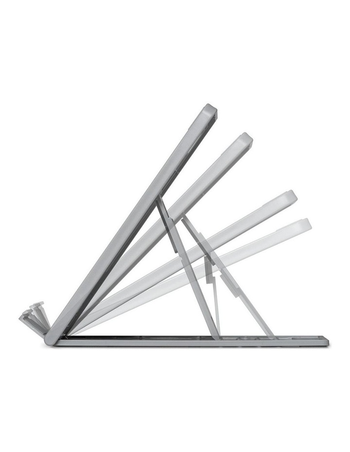 """SmartFit Easy Riser Go 14"""" Laptop Stand - Grey image 2"""