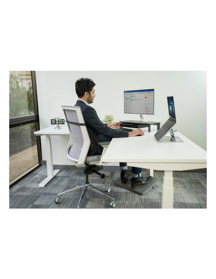 """SmartFit Easy Riser Go 14"""" Laptop Stand - Grey image 4"""