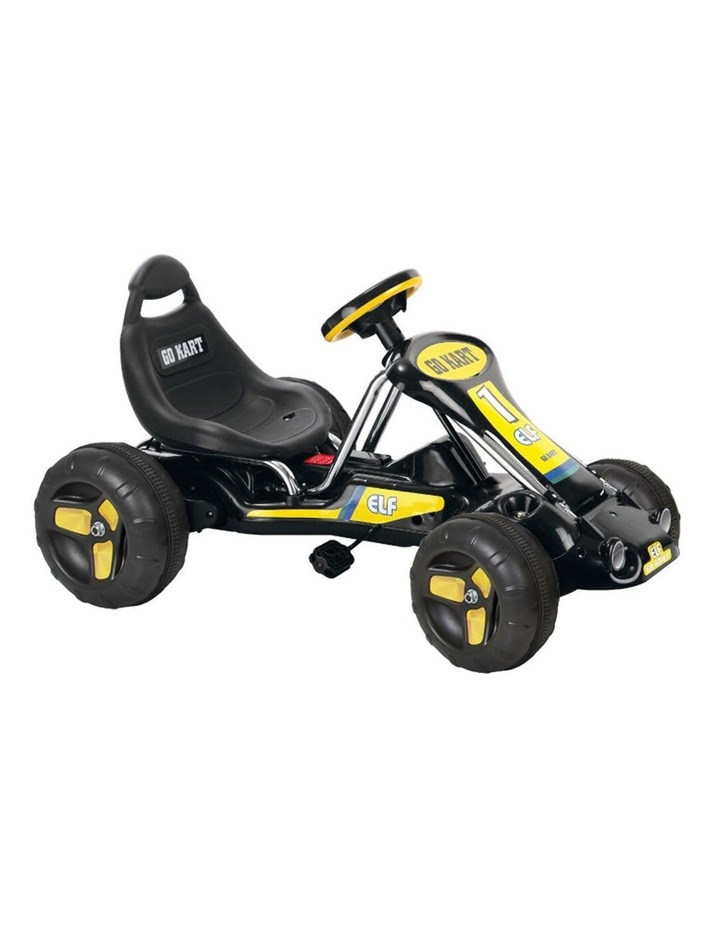 Kids Ride On Pedal Powered Go Kart image 1