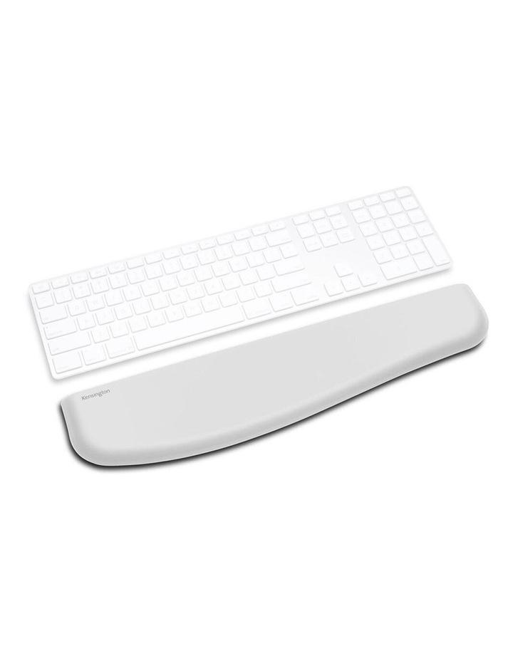 ErgoSoft Wrist Rest for Slim Keyboards - Grey image 1