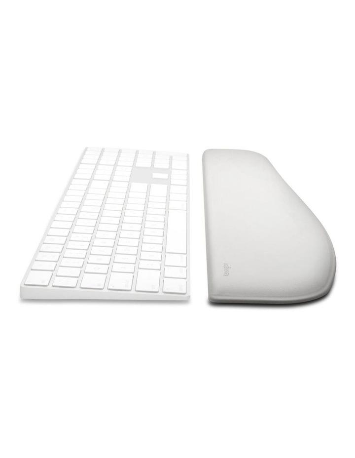 ErgoSoft Wrist Rest for Slim Keyboards - Grey image 3