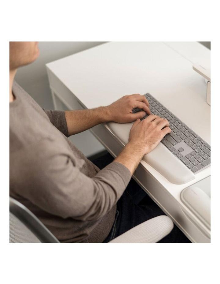 ErgoSoft Wrist Rest for Slim Keyboards - Grey image 6