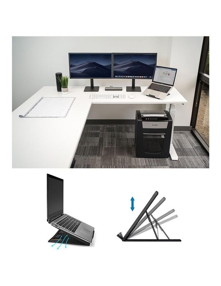 "Easy Riser Go 17"" Laptop Stand - Black image 7"