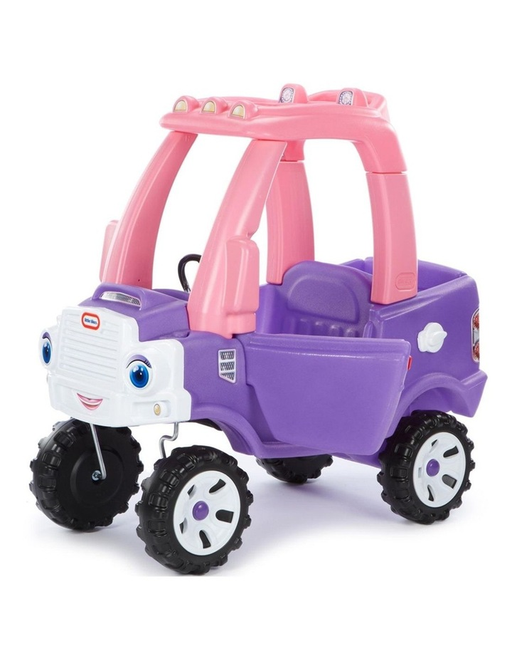 Princess Cozy Truck Ride on Toy image 1