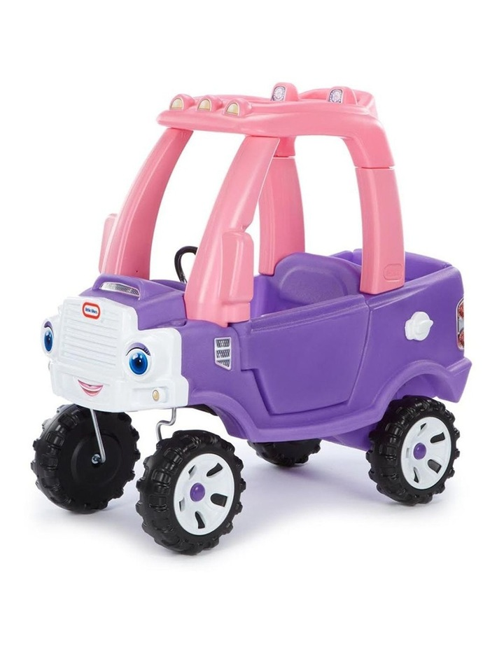 Princess Cozy Truck Ride on Toy image 2