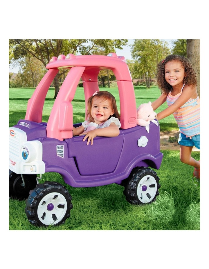 Princess Cozy Truck Ride on Toy image 4