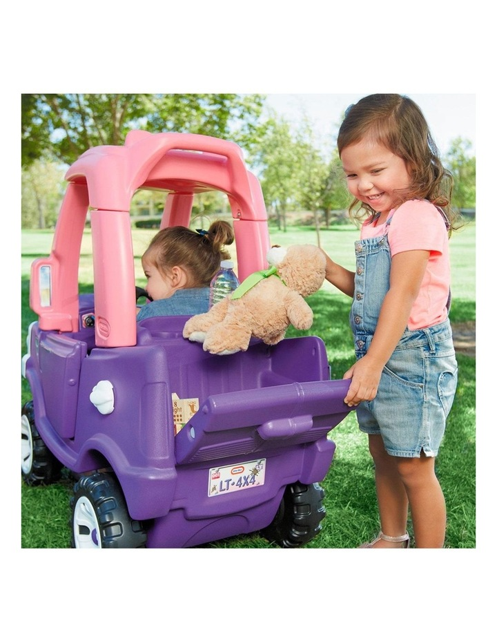Princess Cozy Truck Ride on Toy image 5