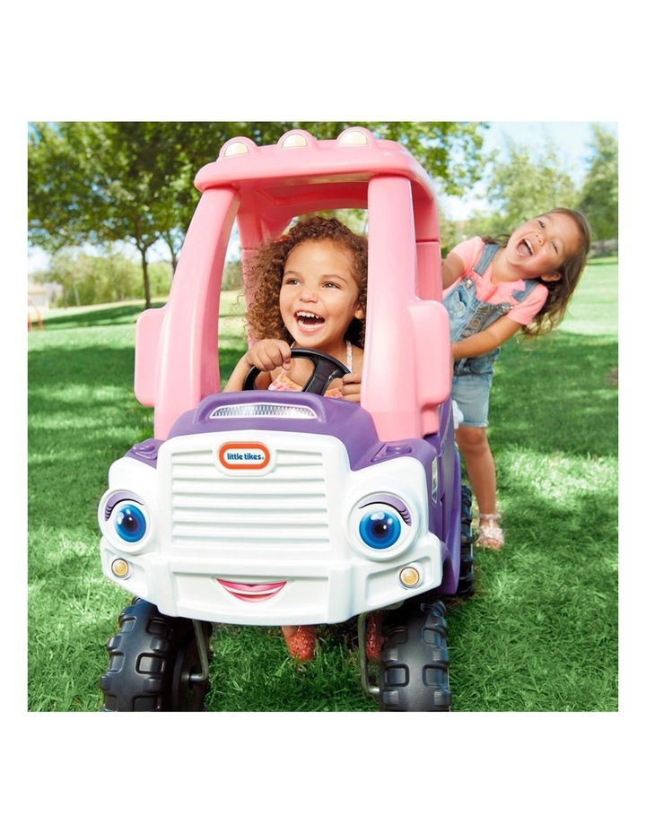 Princess Cozy Truck Ride on Toy image 6