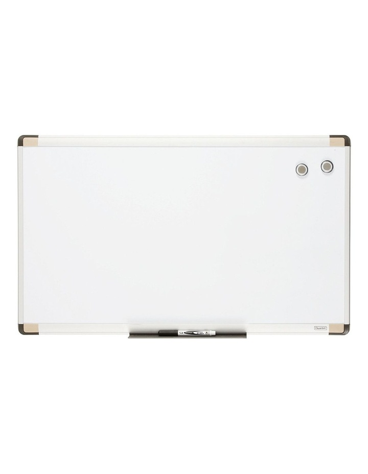 76X45Cm Wall Mountable Magnetic Whiteboard/Aluminium Frame/Picture/Marker/Magnet image 1