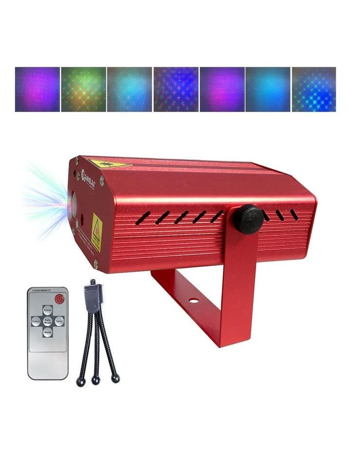 Indoor 3D Laser Light Projector image 2