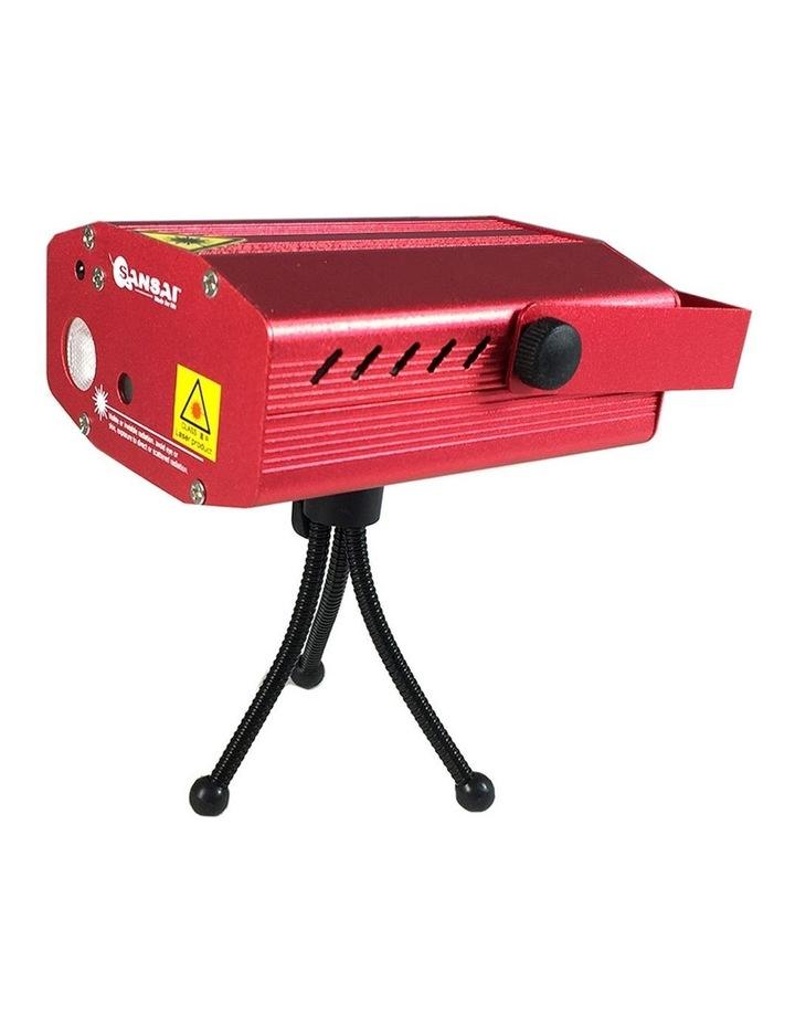Indoor 3D Laser Light Projector image 4