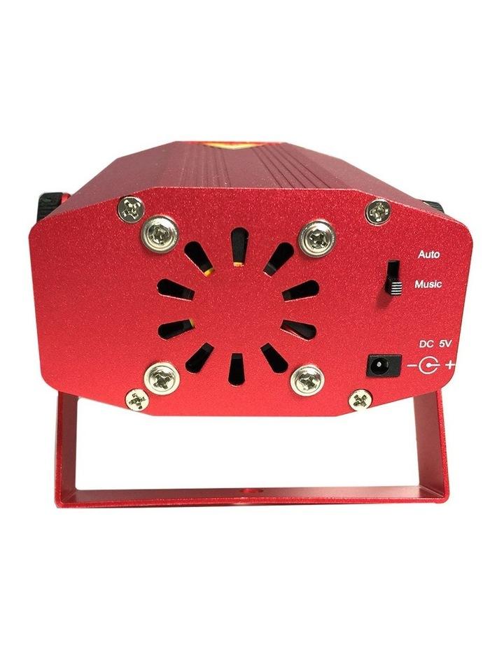 Indoor 3D Laser Light Projector image 5
