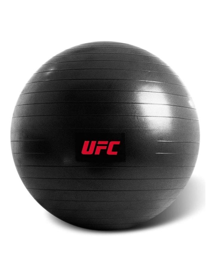 Exercise Fitness Fitball 75cm Black image 1